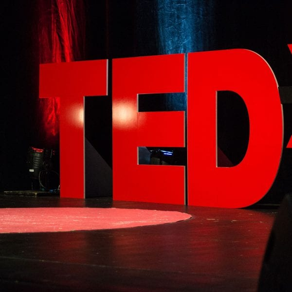 become a tedx speaker